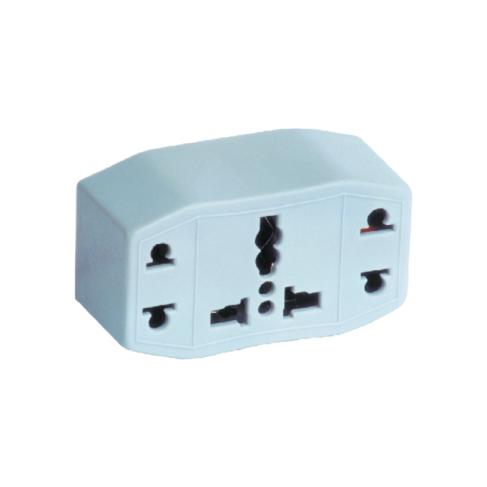 MX UNIVERSAL CONVERSION PLUG + 2 WAY 3 IN 1 PLUG